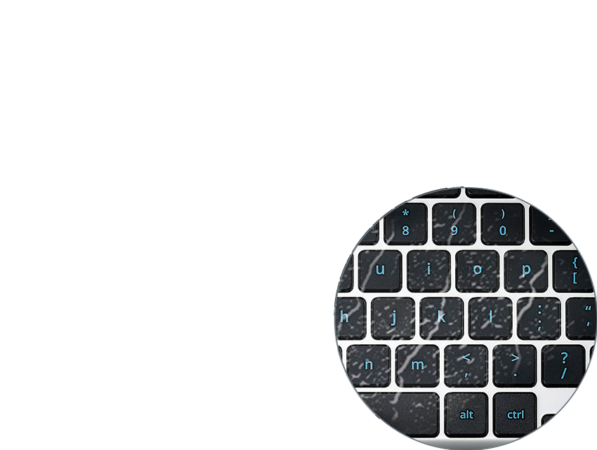 Spill proof keyboard a must for the classroom