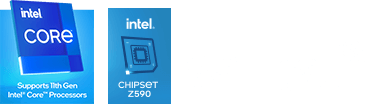 Intel Chipset Z590 Logo
