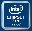 intel CHIPSET Z370 inside
