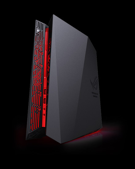 how to install asus rog firmware