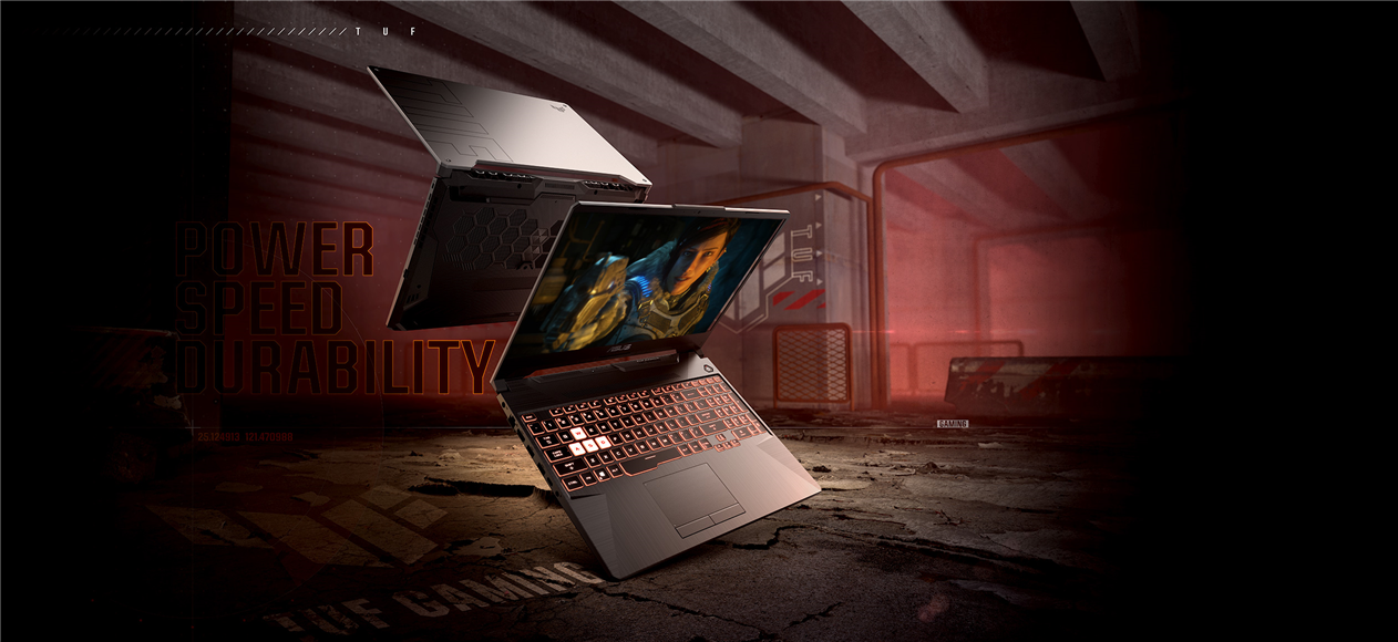TUF Gaming A15 FA506 Gaming Laptop