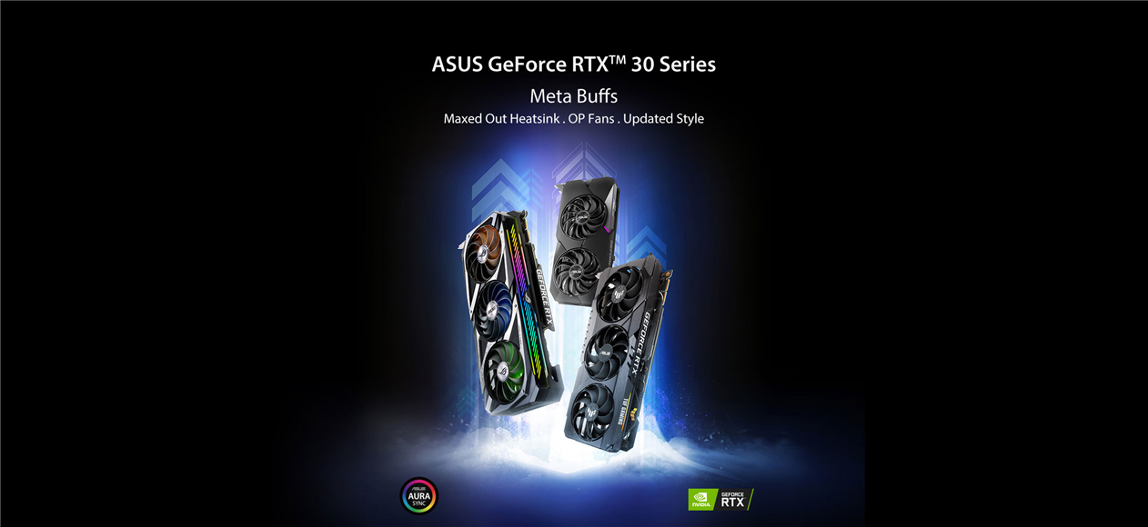 ASUS GeForce RTX™ 30 Series
