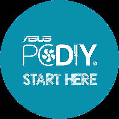 ASUS PCDIY START HERE