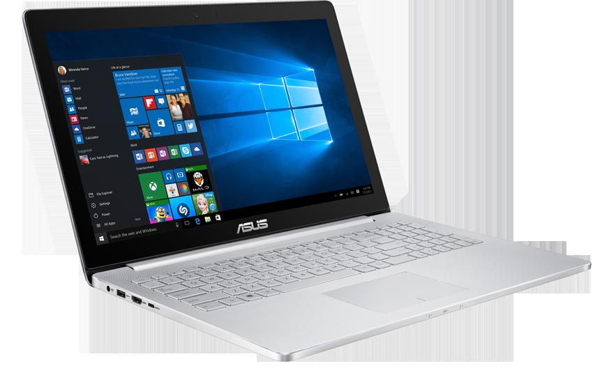 Asus zenbook pro ux vw ordinateurs portables asus france