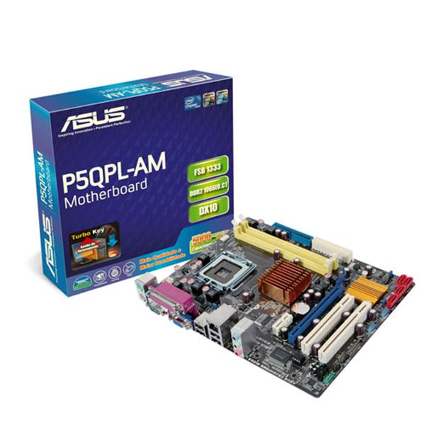 ASUS P5QPL AM INTEL VGA DRIVERS MAC