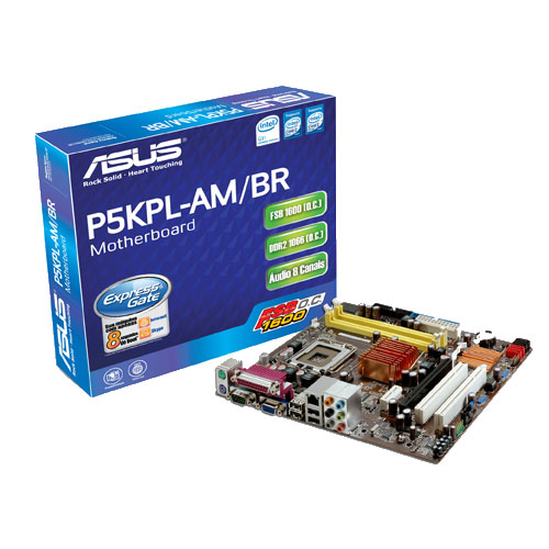 ASUS P5KPL-AM MOTHERBOARD AUDIO DRIVERS (2019)
