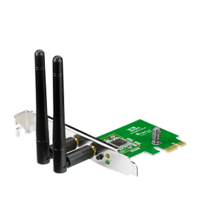 Asus wireless-n network adapter (pce-n15): amazon. Ca: electronics.