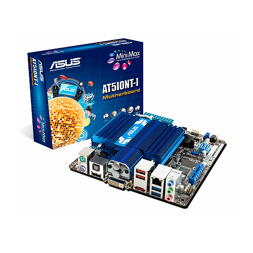 AT5IONT-I | Motherboards