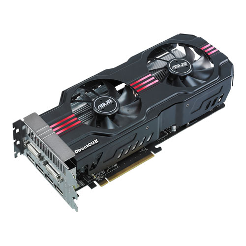 Tested] asus radeon hd 6950 2gb gddr5 review   geeks3d.