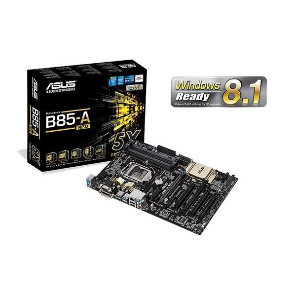 ASUS B85-A INTEL RAPID START TECHNOLOGY TREIBER WINDOWS 8