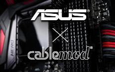 -20% sur les produits Cablemod avec ASUS