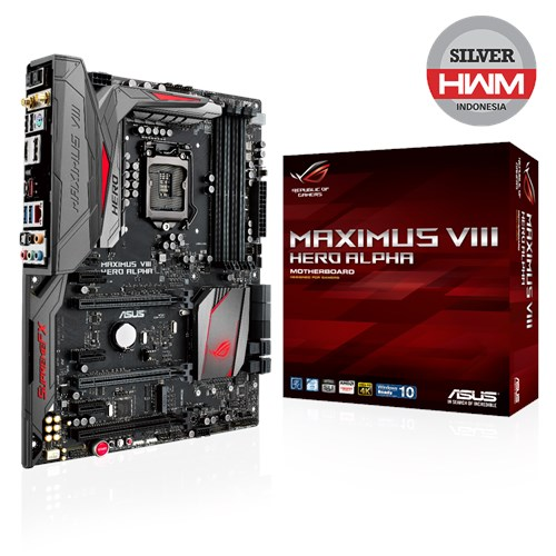 ROG MAXIMUS VIII HERO ALPHA