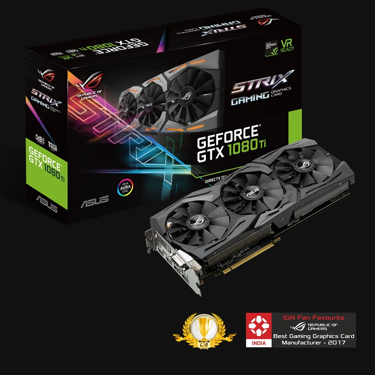 Graphics Cards | ASUS India