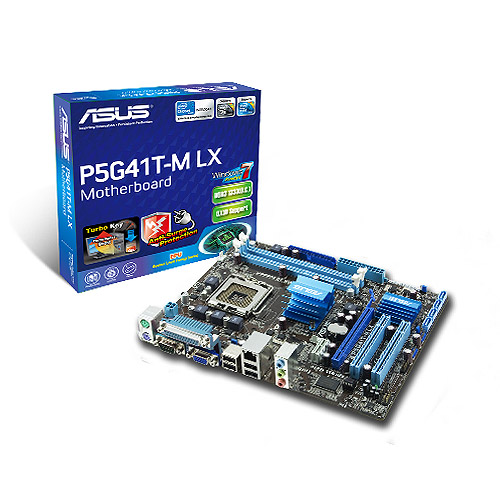 Asus P5G41T-M LX Drivers for Windows 8