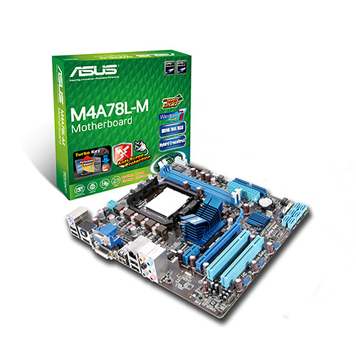 New Drivers: Asus M4A78L-M