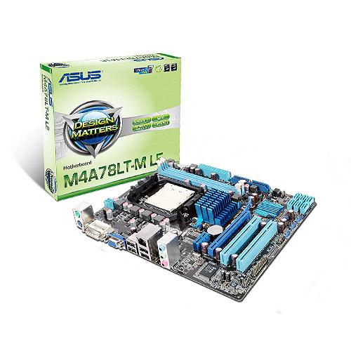 Asus M4A78LT-M LE EPU-4 Engine Driver for Windows 7