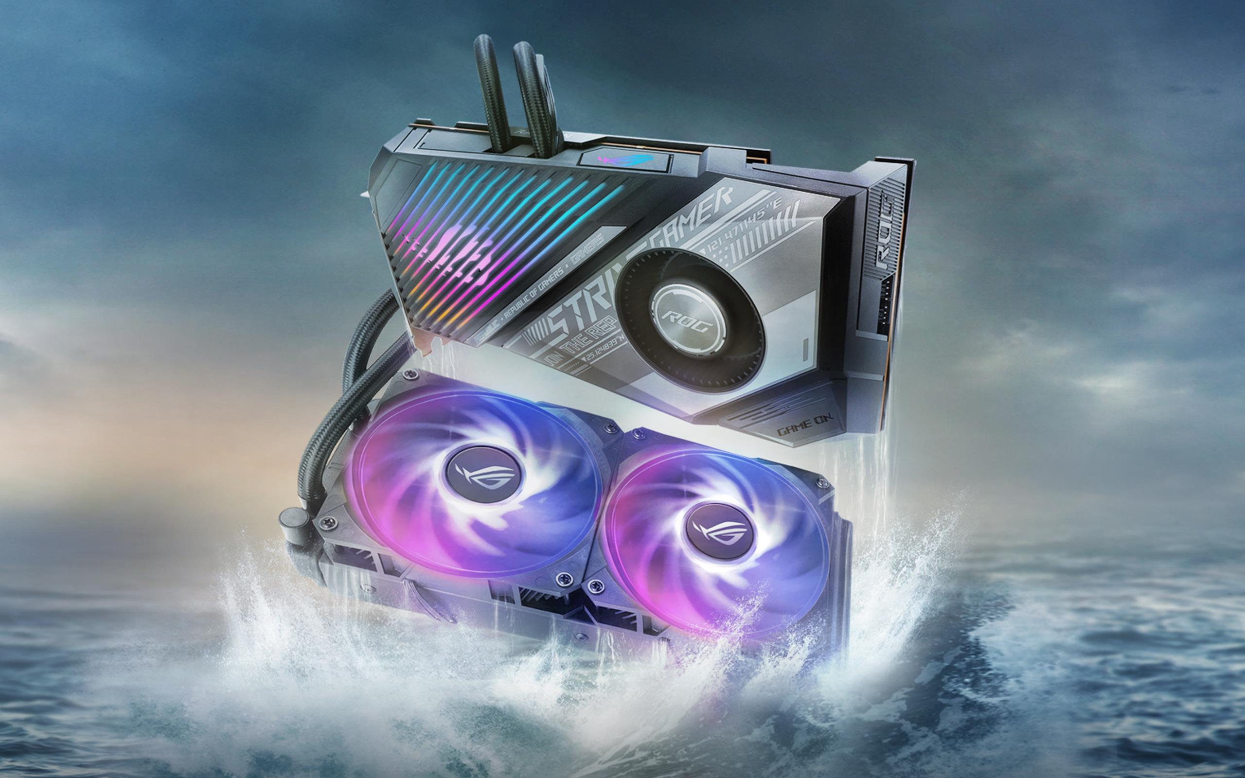 ASUS Radeon™ RX 6000 Series Graphics Cards