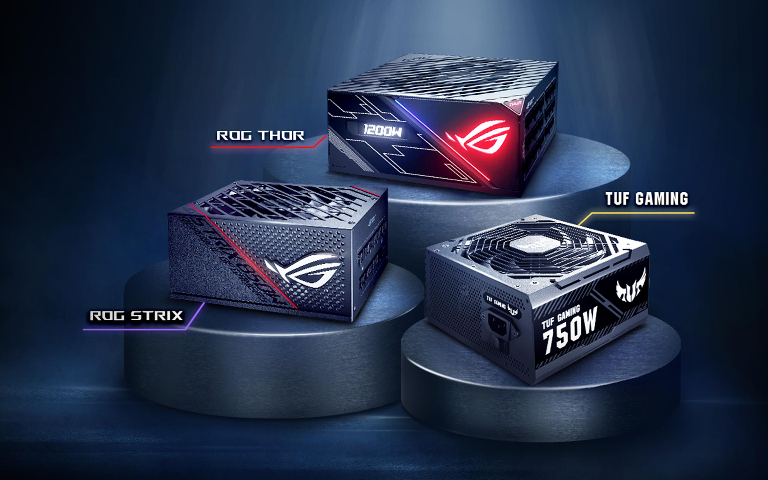 ASUS Power Supply Units