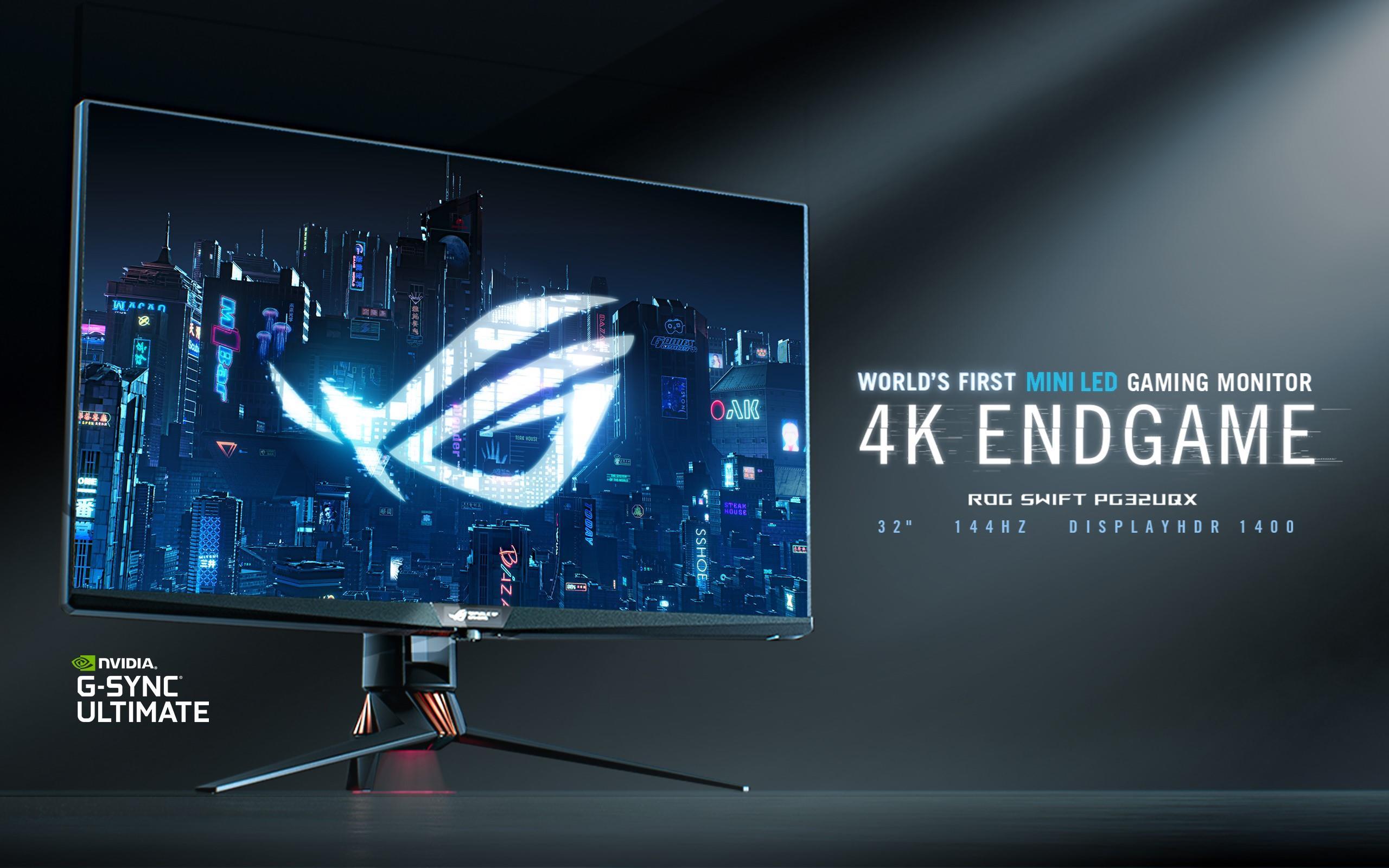 No.1 Gaming Monitor Brand