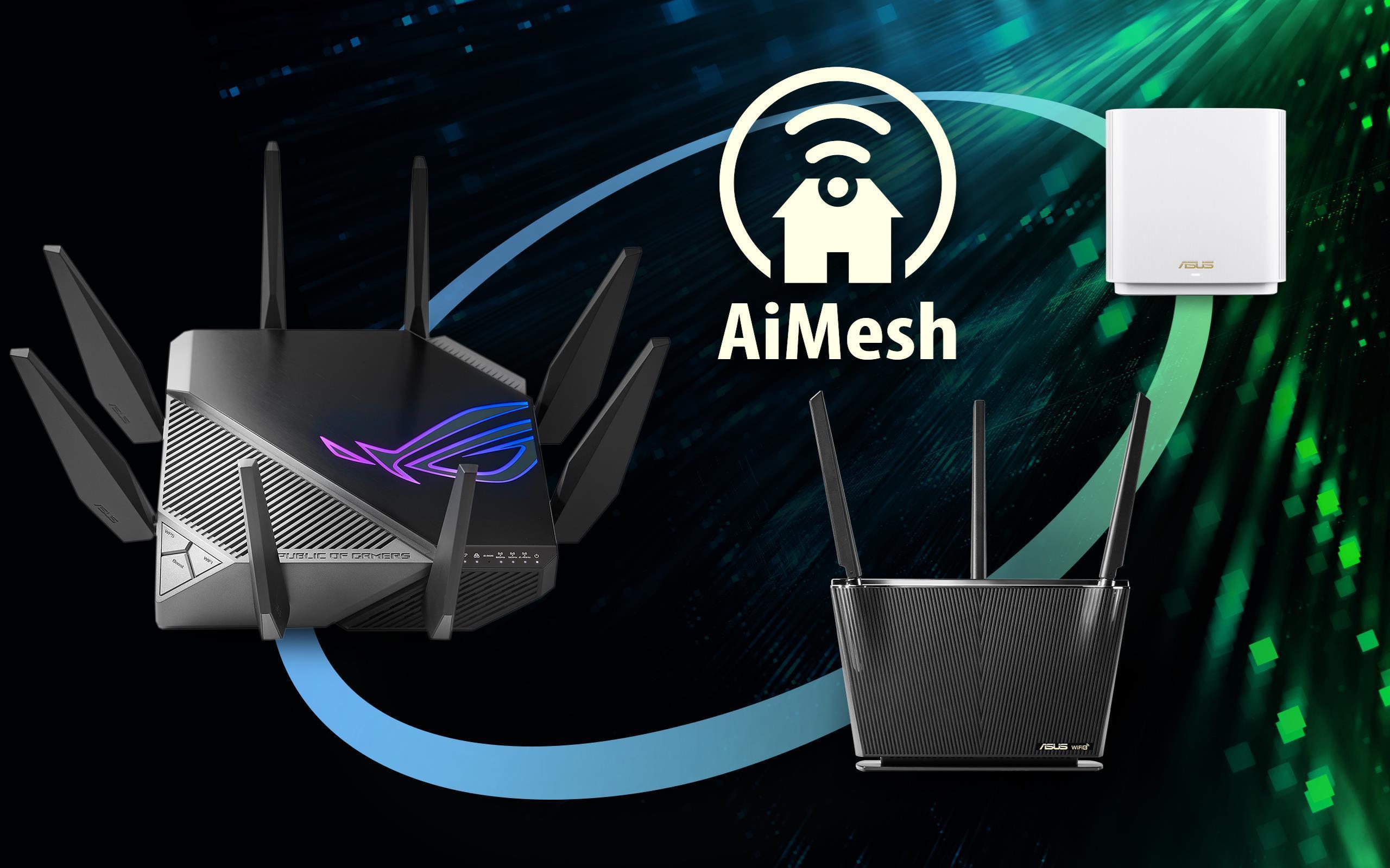 ASUS AiMesh WiFi System