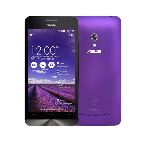 android solve: ZenFone 5 (A500CG)
