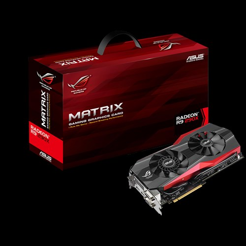 ROG MATRIX-R9290X-4GD5