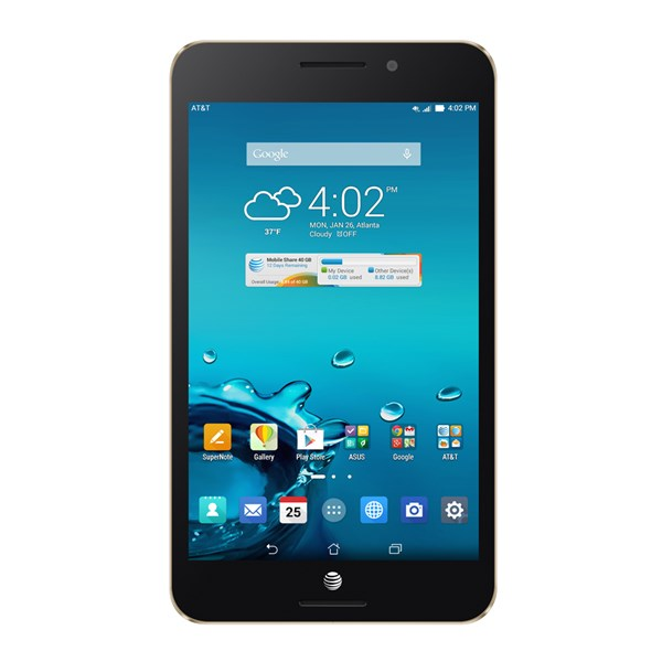 ASUS MeMO Pad 7 LTE (ME375CL) | Tablets | ASUS USA