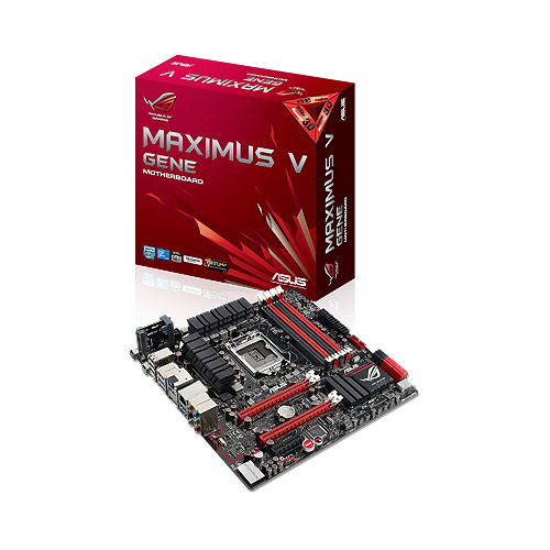 Driver for Asus Maximus V GENE Intel LAN