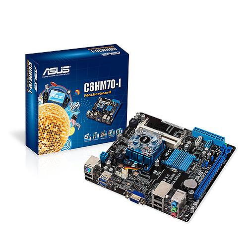 ASUS C8HM70-I Drivers for Mac Download