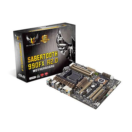 ASUS SABERTOOTH 990FX/GEN3 R2.0 AMD RAID Drivers (2019)