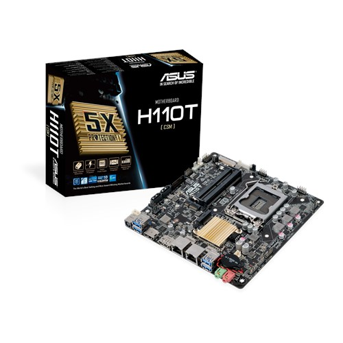 Asus H110T/CSM Intel Chipset Drivers for Windows XP