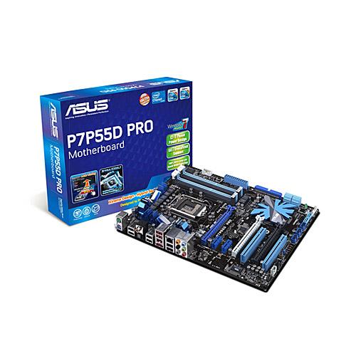 Asus P7P55D PRO 64x