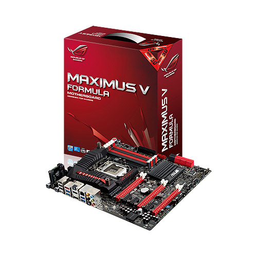 New Driver: Asus Maximus V Formula Intel Display
