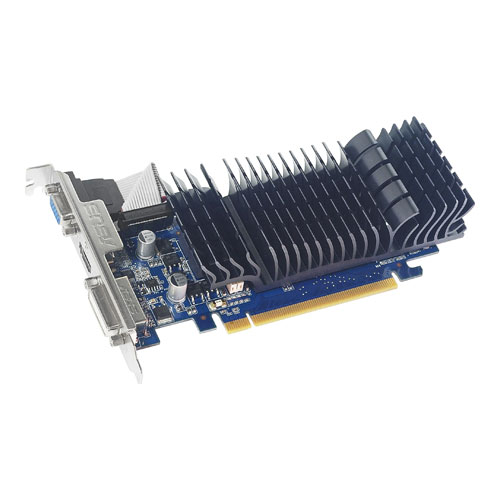 Asus geforce 210 directx 10. 1 en210 silent/di/1gd3/v2(lp) video.