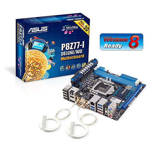 Asus P8Z77-I DELUXE/WD Intel Rapid Storage Technology Driver for Windows
