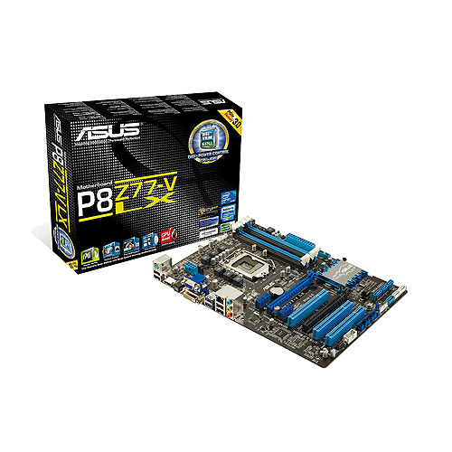 Asus P8Z77-V LX PC Diagnostics Drivers Windows