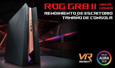 ROG GR8 II Mini PC Gamer
