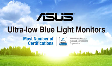 Ultra-low Blue Light Technology