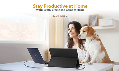 Stay Productive at Home