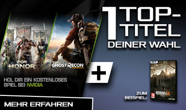 Die Grafikkarten Gaming Weeks