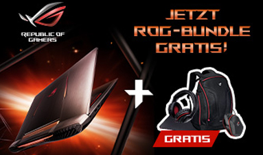 ASUS ROG Bundle Aktion