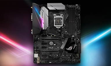 Carte mère ROG STRIX Z270E GAMING