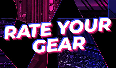 rate your gear