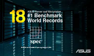 #1 Benchmark World Records