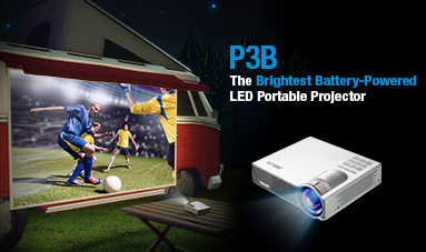 ASUS P3B Projector