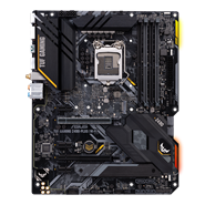TUF GAMING Z490-PLUS (WI-FI)