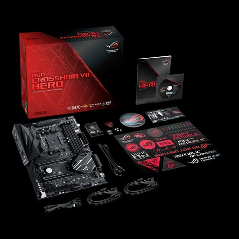 ROG CROSSHAIR VII HERO