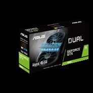 DUAL-GTX1660-A6G-EVO