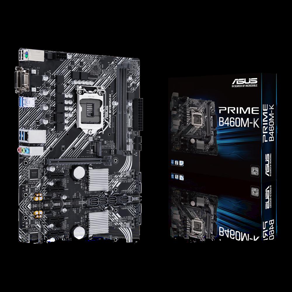 مادربرد ایسوس مدل PRIME B460M-K