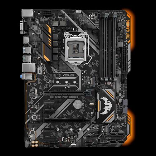 Tuf B360 Plus Gaming Motherboards Asus Usa